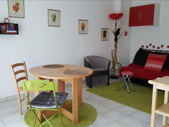 Vente studio 25,37 m2