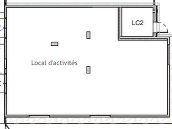Vente divers 123 m2