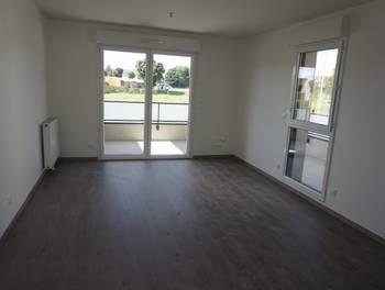 Appartement 3 pièces 58,04 m2