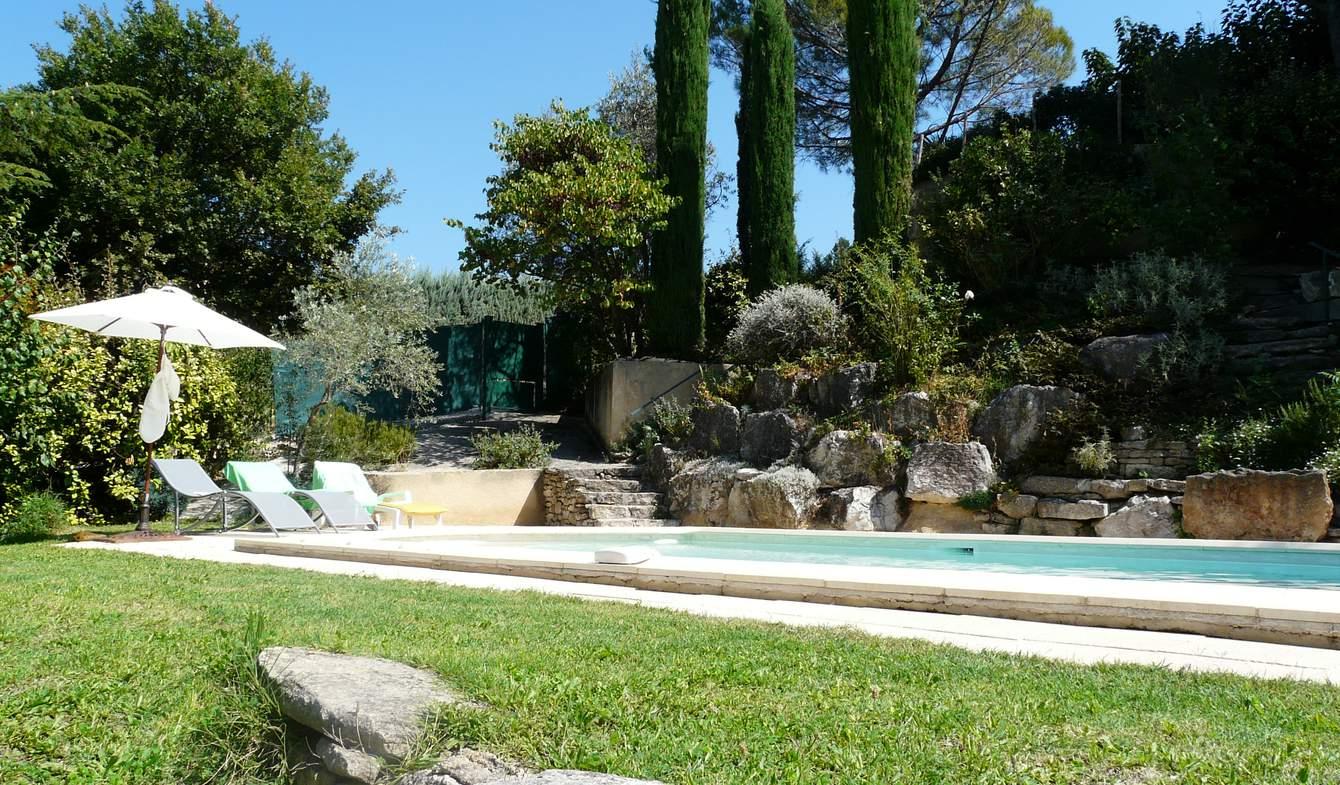 Villa avec piscine et jardin Roussillon