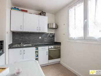 Appartement 2 pièces 43,36 m2