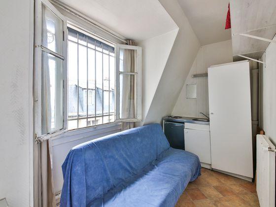Vente studio 8 m2