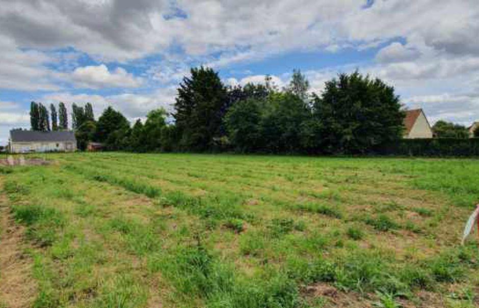 Vente terrain  830 m² à Suzay (27420), 73 500 €