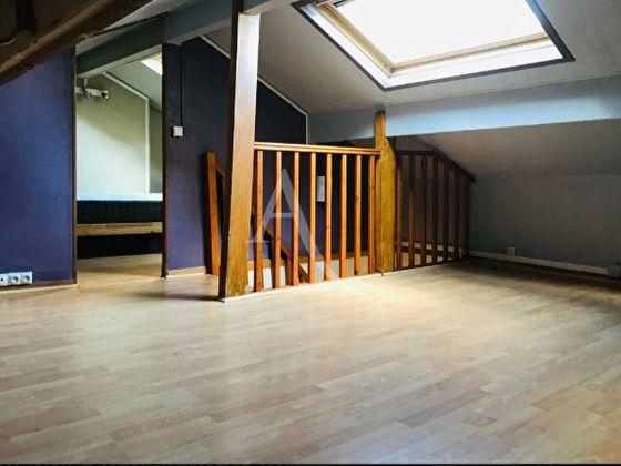 Location appartement meublé 3 pièces 51,1 m2