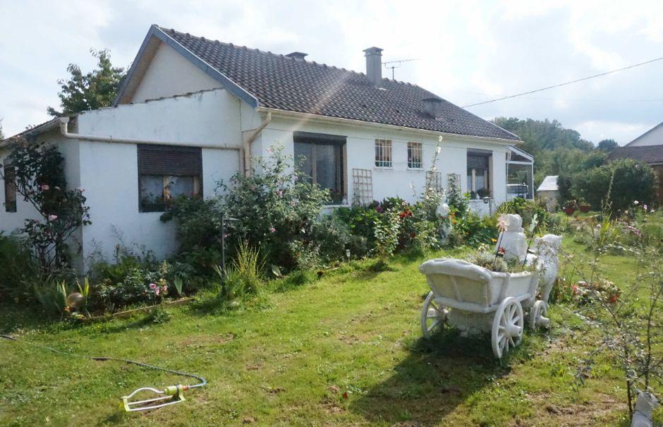 Vente maison 4 pièces 74 m² à Varennes-Changy (45290), 135 000 €