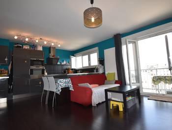 Appartement 4 pièces 82,95 m2