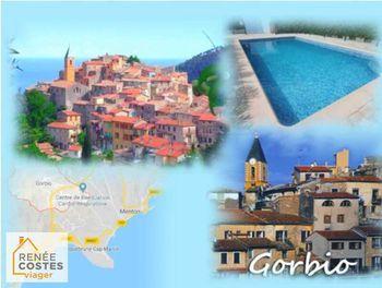 viager à Gorbio (06)