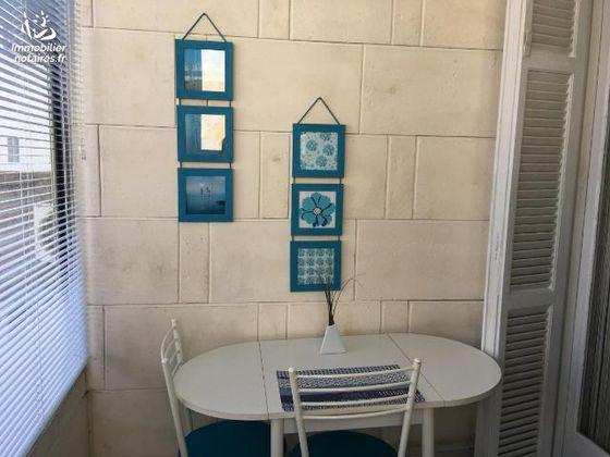 Location appartement meublé 19 m2