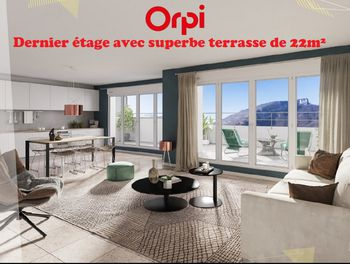 appartement à Voreppe (38)