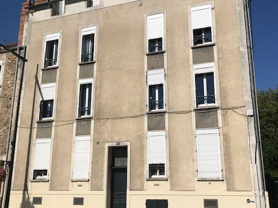 Vente appartement 3 pièces 52,42 m2