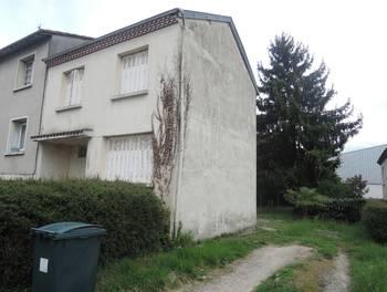 Maison 4 pièces 67,85 m2