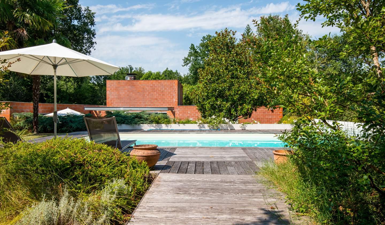 Maison avec piscine et terrasse Sadirac