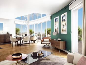 Appartement 2 pièces 51,04 m2