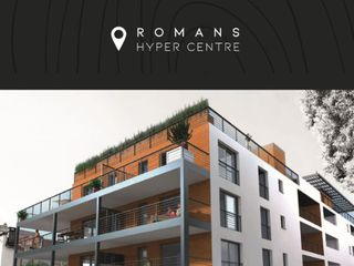 Appartement Romans-sur-isere (26100)