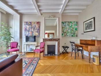 Appartement meublé 5 pièces 113 m2