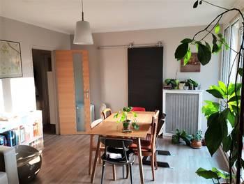 Appartement 3 pièces 61,42 m2