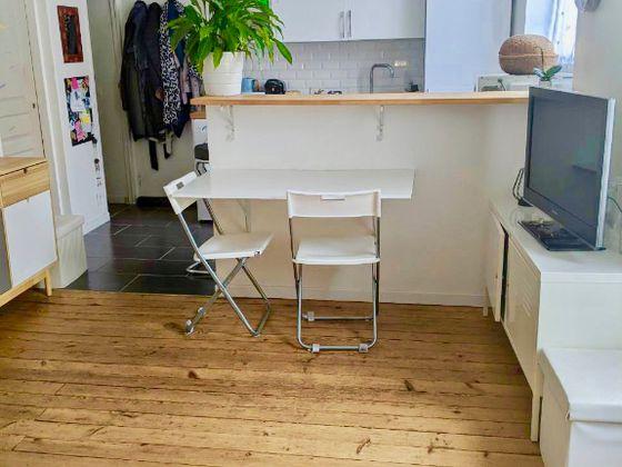 Location appartement 3 pièces 37,69 m2