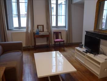 Appartement meublé 2 pièces 36,75 m2
