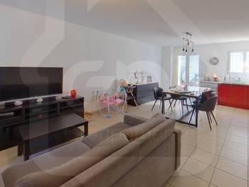 Villa 4 pièces 78,53 m2
