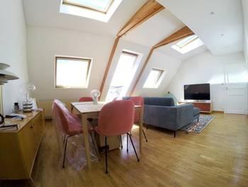 Appartement meublé 3 pièces 84 m2