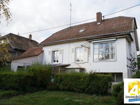 Vente maison 7 pièces 140,46 m2