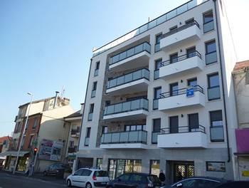Appartement 2 pièces 44,73 m2