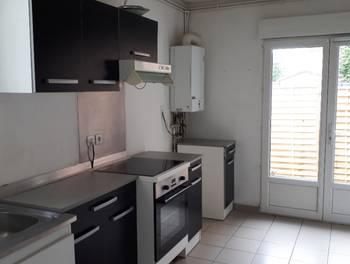 Appartement 3 pièces 44,61 m2