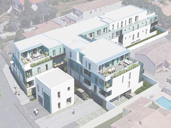Vente appartement 3 pièces 56,6 m2