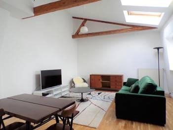 Appartement meublé 2 pièces 63 m2