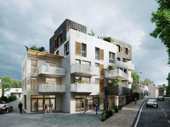 Vente appartement 4 pièces 66,26 m2