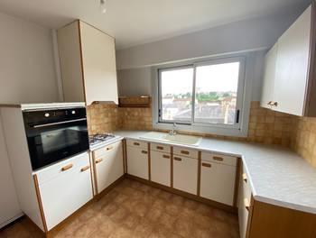 Appartement 3 pièces 64,43 m2