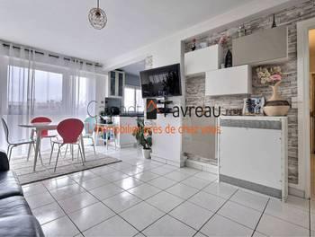 Appartement 3 pièces 53,67 m2
