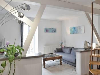 Maison 2 pièces 59 m2