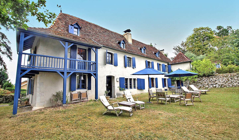 House with terrace Salies-de-bearn