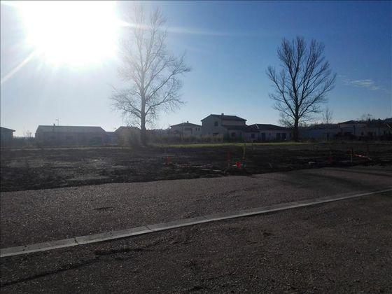 Vente terrain 1185 m2
