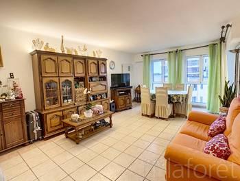 Appartement 3 pièces 79,86 m2