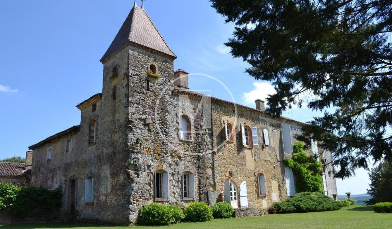 Château Vic-Fezensac