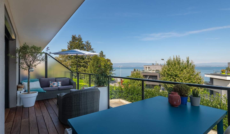 Apartment with terrace Evian-les-Bains