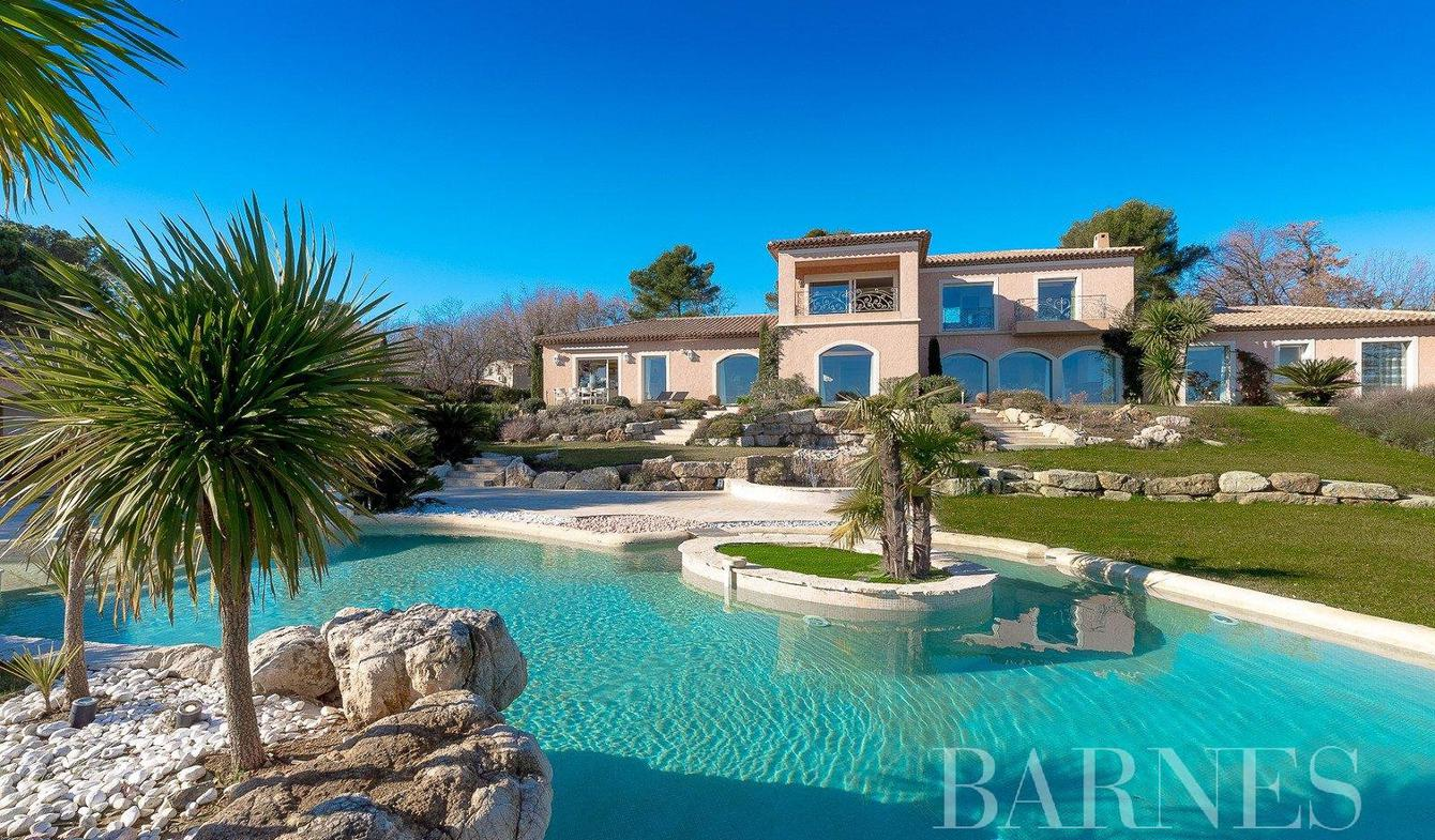 House with pool Mougins