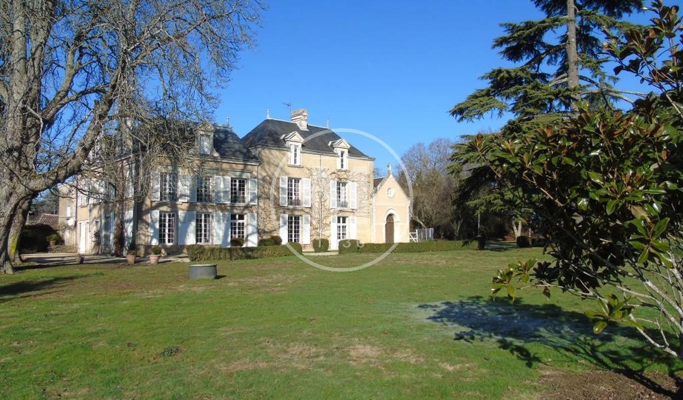 Maison avec piscine Poitiers