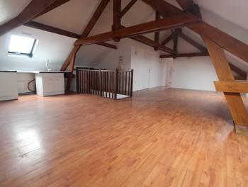 Appartement 2 pièces 48,73 m2