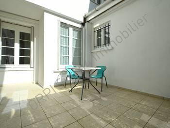 Appartement meublé 2 pièces 57,26 m2