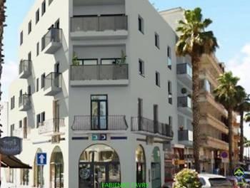Appartement 3 pièces 96,75 m2