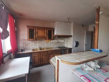 Duplex 3 pièces 74 m2
