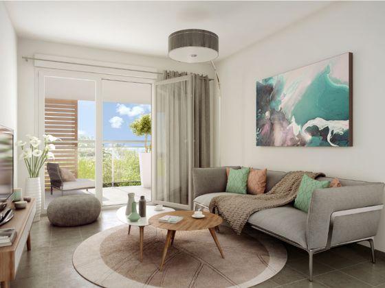 Vente appartement 2 pièces 39,63 m2