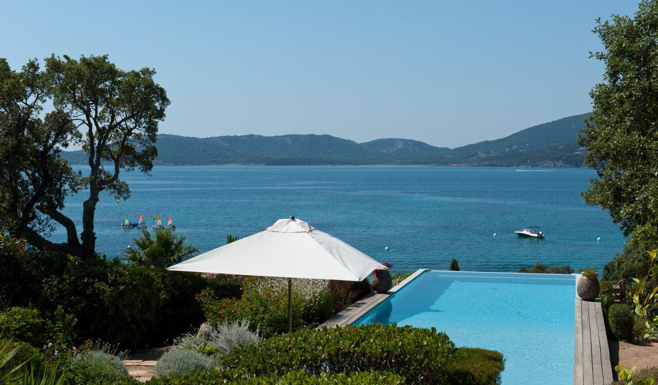 Seaside house with pool Porto-Vecchio