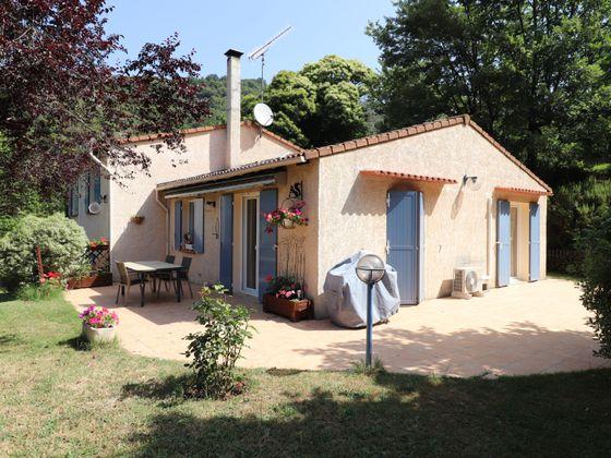 Vente maison 4 pièces 102,78 m2
