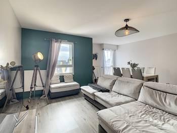 Appartement 3 pièces 72,83 m2