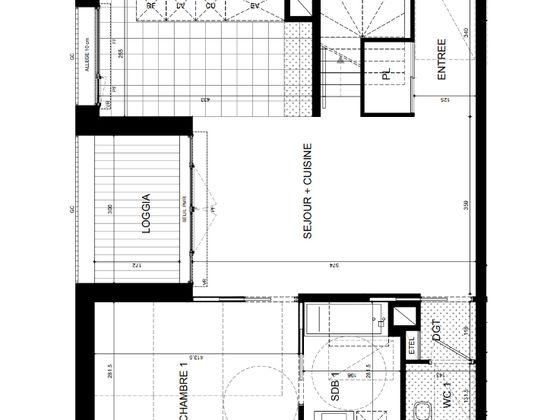 Vente appartement 5 pièces 109,5 m2