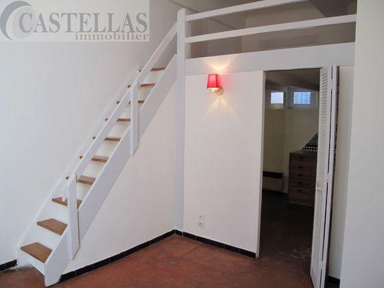 Location studio 20,78 m2